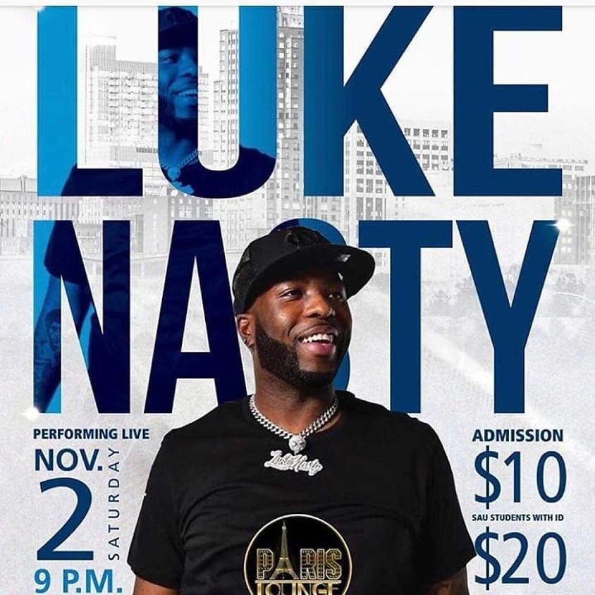 Luke Nasty Live. SAU Home Coming Finale Party
