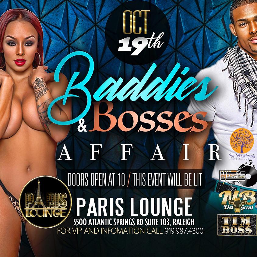 Baddies and Bosses