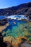 Swim in _the Baths_ at Culebrita!