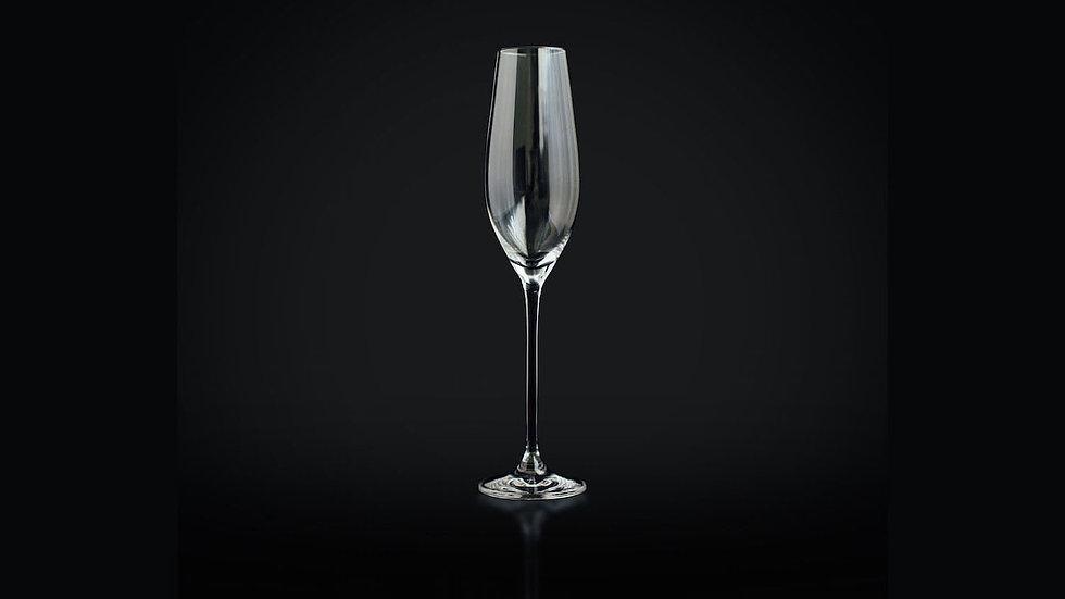 PROVINS CHAMPAGNE GLASS