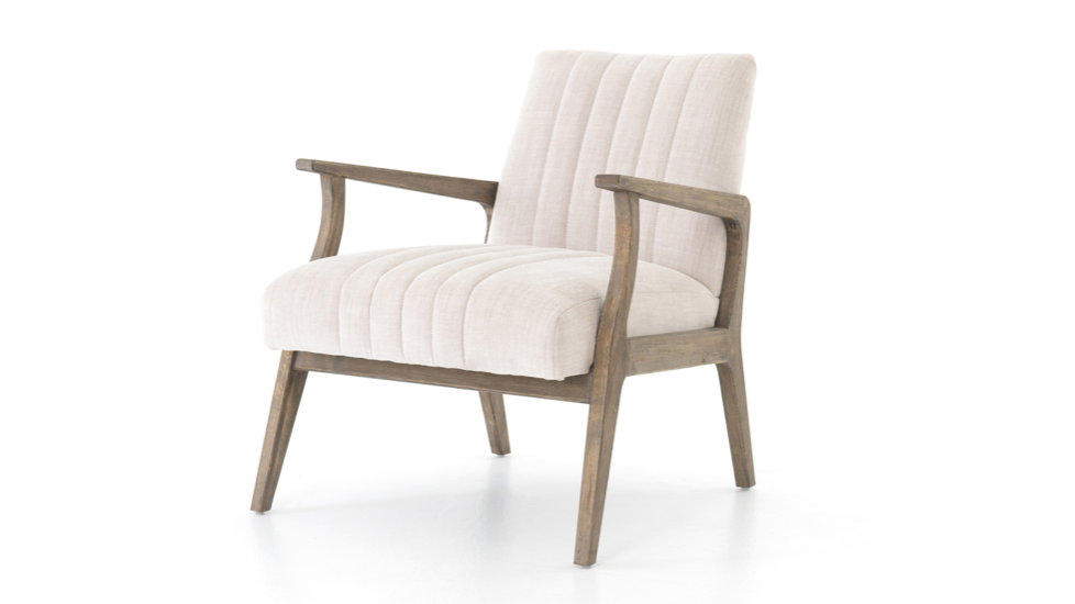 CHANCE CHAIR | Now available at Birch and Brass