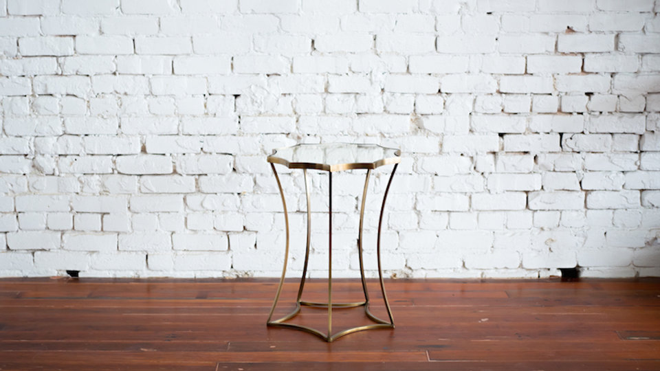 GRACIE ACCENT TABLE | Now available at Birch and Brass