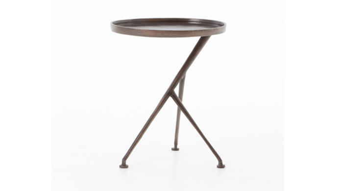 KEAGAN ACCENT TABLE | Now available at Birch and Brass