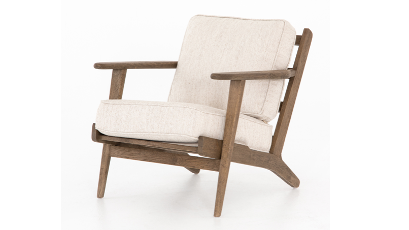AVANT LOUNGE CHAIR | Now available at Birch and Brass