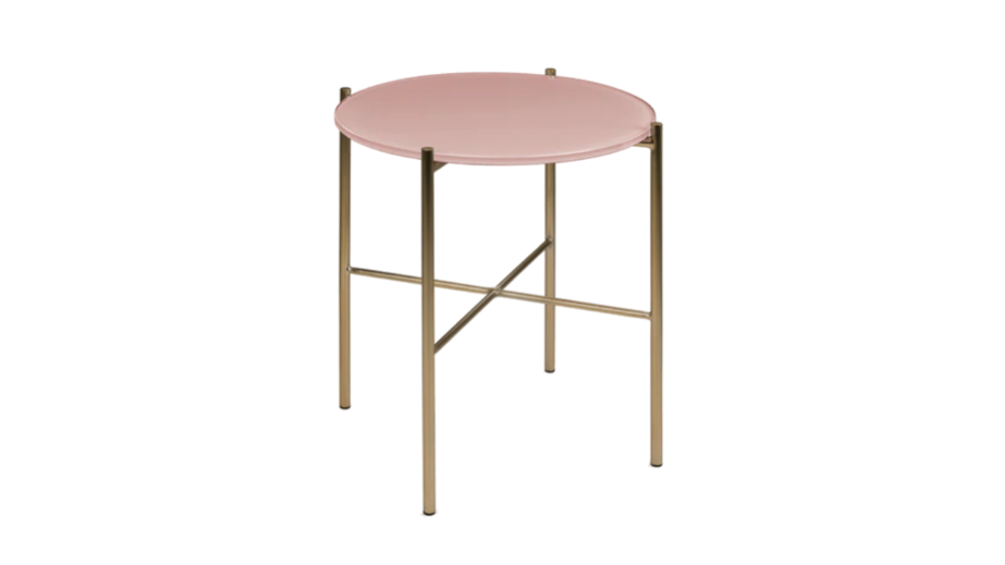 ROSY SIDE TABLE | Now available at Birch and Brass