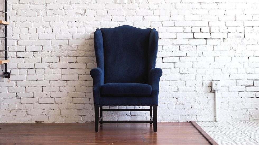 EDWARD CHAIR | Now available at Birch and Brass