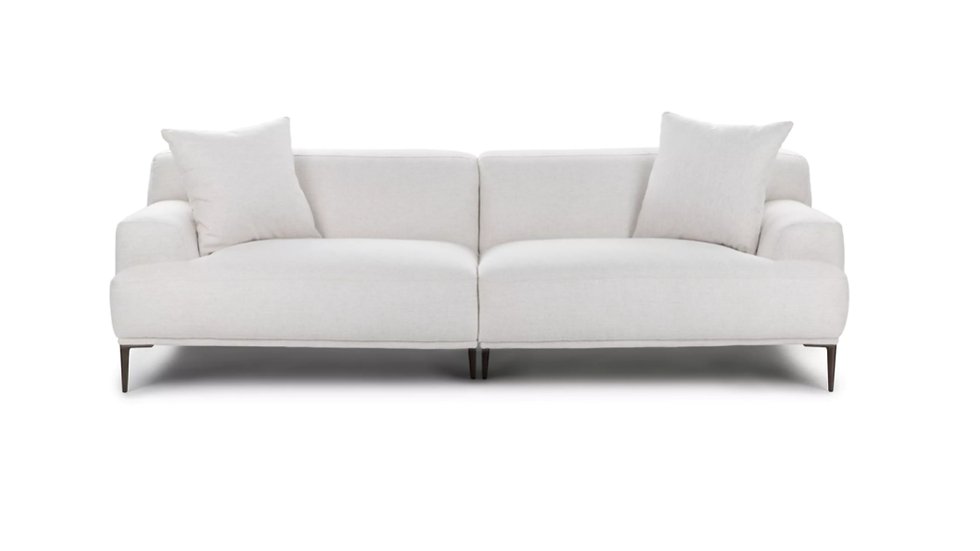 LAYLA SOFA | Now available at Birch and Brass