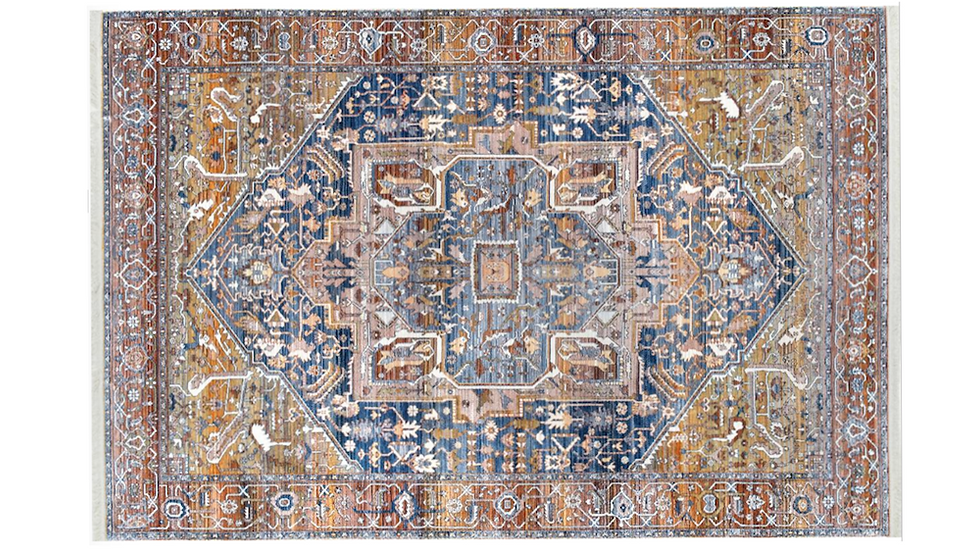 THEO RUG | Now available at Birch and Brass