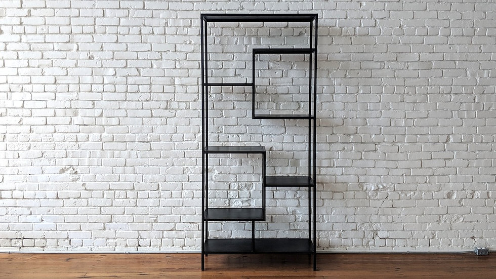 BRISTOL SHELVING UNIT | Now available at Birch and Brass