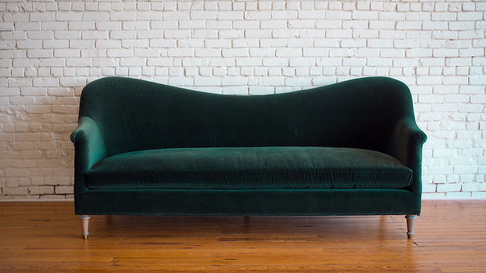 AUDREY SOFA | Now available at Birch and Brass