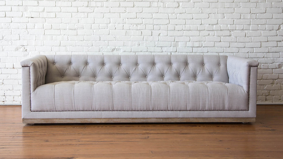 CELINE SOFA | Now available at Birch and Brass