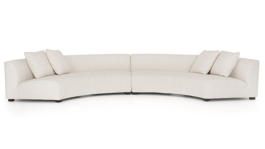 ZOLA SOFA | Now available at Birch and Brass