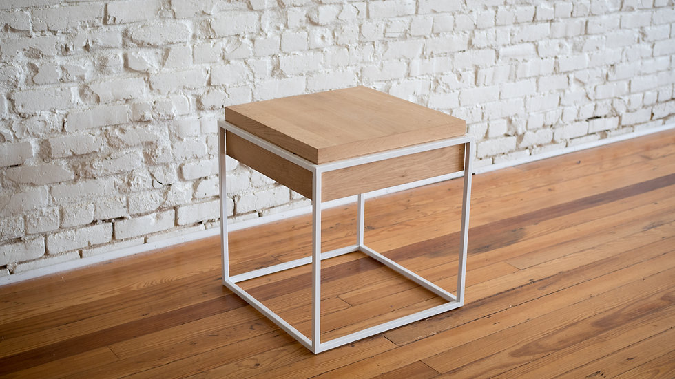 GUS SIDE TABLE | Now available at Birch and Brass