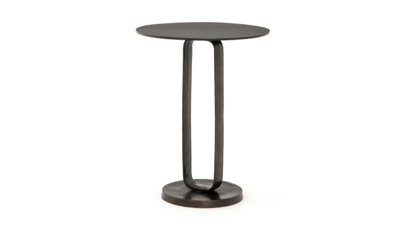 ADAIR SIDE TABLE | Now available at Birch and Brass