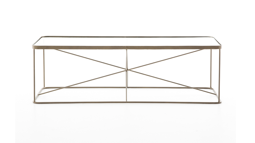 LUCAS COFFEE TABLE | Now available at Birch and Brass
