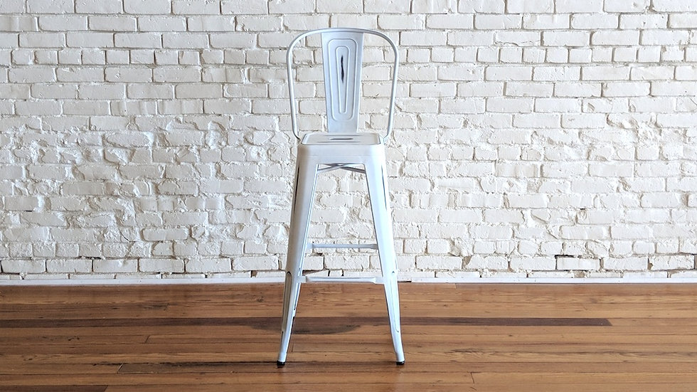 MILLER BAR STOOL | Now available at Birch and Brass