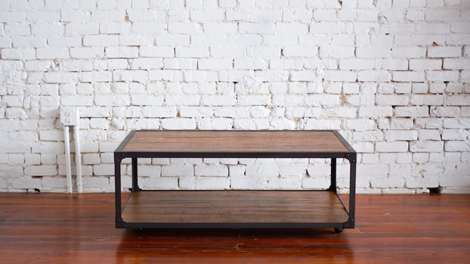 MASON COFFEE TABLE | Now available at Birch and Brass