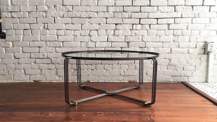 CAMBRIDGE COFFEE TABLE   Now available at Birch and Brass