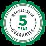 Magniscreen 5 Year Guarantee.png