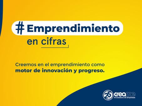 #Emprendimiento en cifras