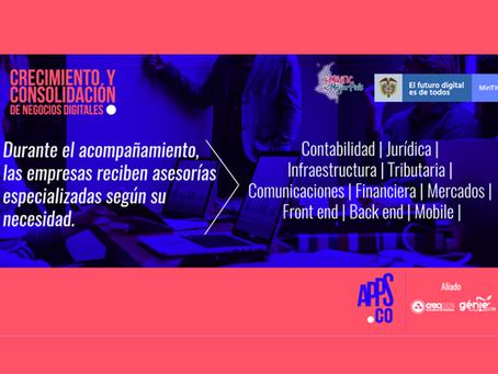 Programa de aceleración de MinTIC completa el 50% de ejecución en Antioquia y Eje Cafetero