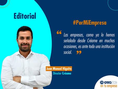 #PorMiEmpresa
