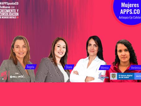 Mujeres líderes en emprendimiento digital