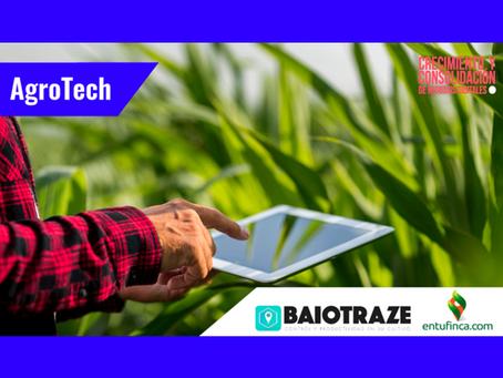 Emprendimientos digitales buscan transformar la agroindustria en el país