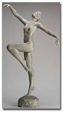 Art Deco Nude