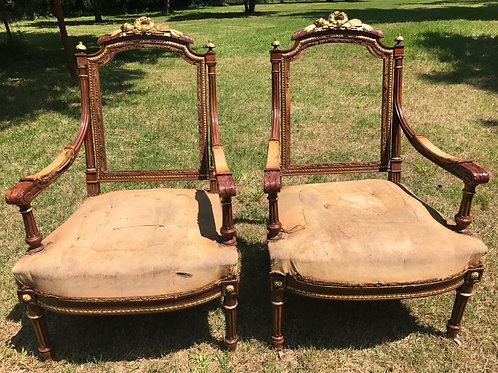 French Regency Chairs