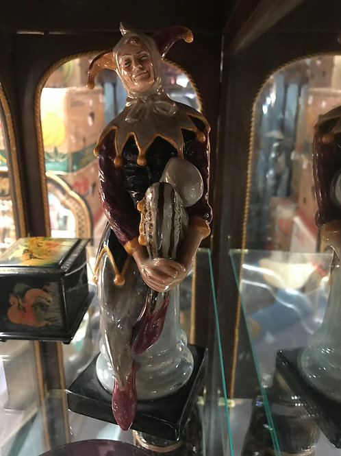 Royal Doultan Jester