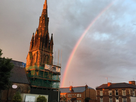 The promises of the Rainbow