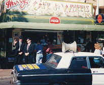 """The Blues Brothers, """"Two Tigers"""", Wooloomooloo - 1992"""