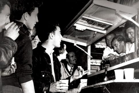 The regular crowd - 1948