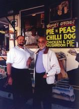 American singers the Mills Brothers, Wooloomooloo - 1991