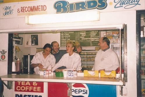 Tracey, Suzie and Bill -1988