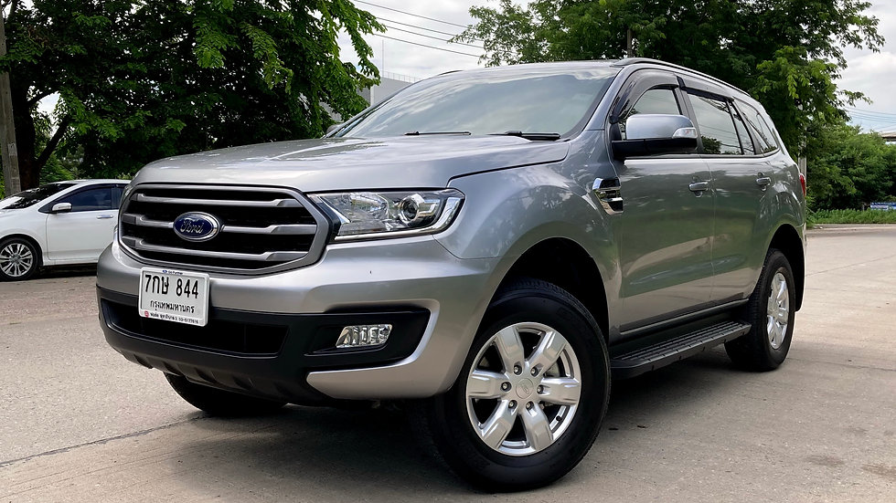 FORD EVEREST 2.0 TURBO 2018