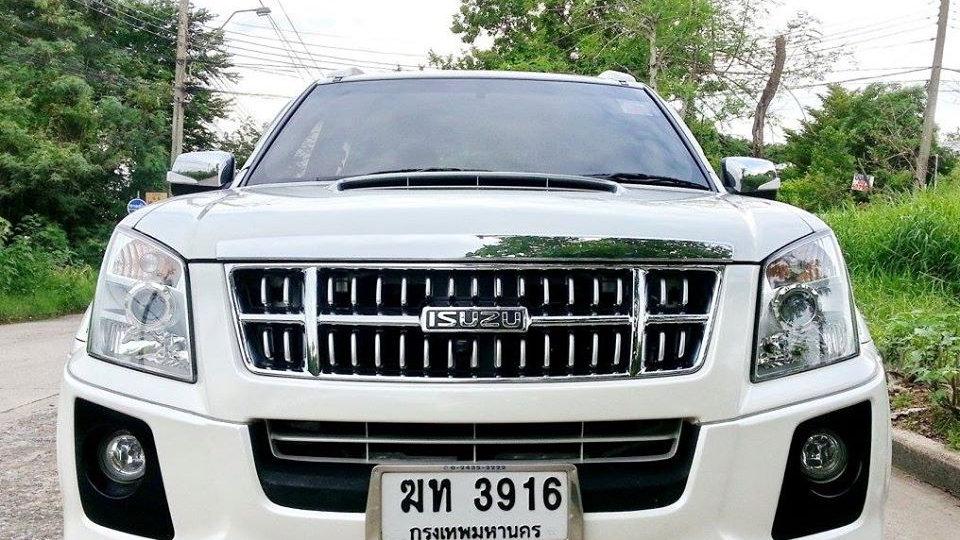2012 ISUZU MU7 CHOIZ 3.0 AUTO 2WD