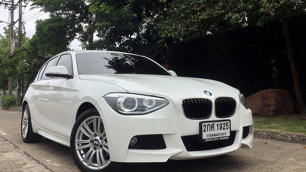 2014 BMW 116i M SPORT PACKAGE