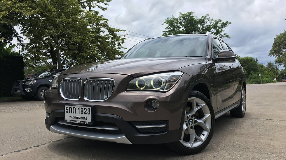 2014 BMW X1 SDRIVE 20D