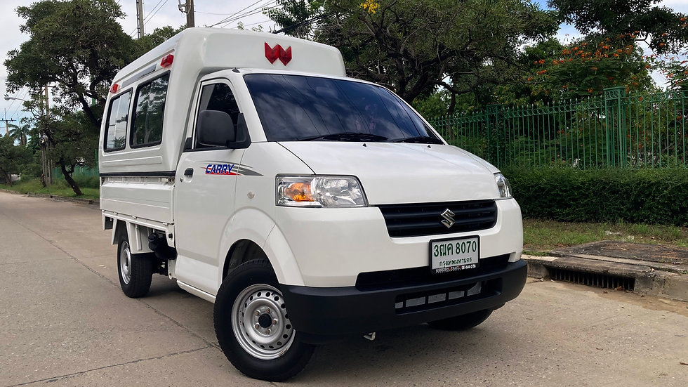 2016 SUZUKI CARRY PICKUP