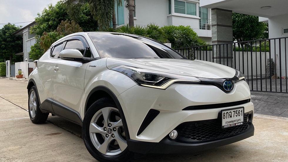 2019 TOYOTA CHR HV HI (model 2018)