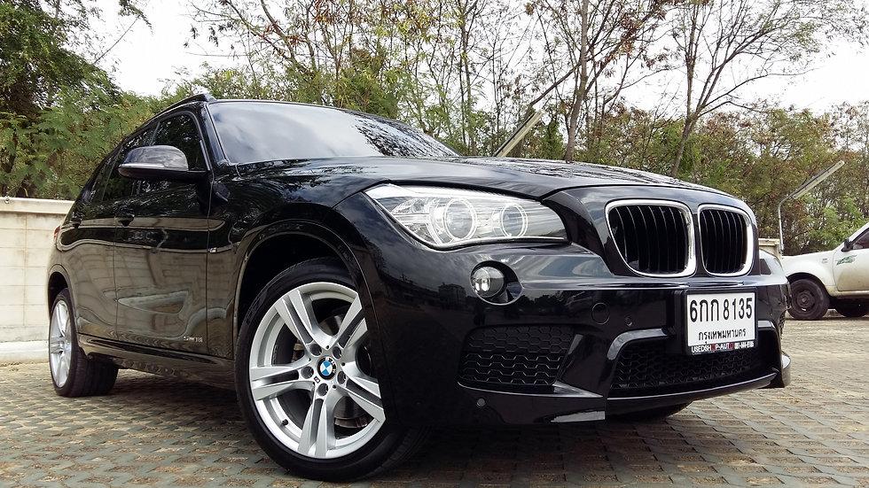 2015 จด 2017 BMW X1 18 I M SPORT AUTO