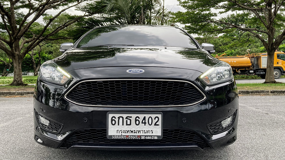 2017 FORD FOCUS 1.5S(SPORT) ECO-BOOST (MINOR CHANGE)