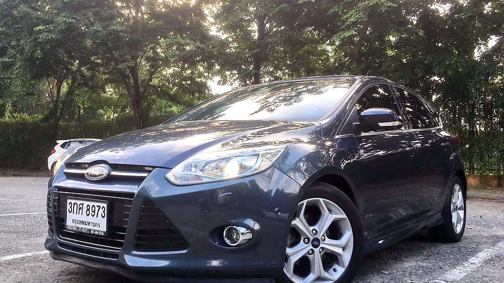 2014 FORD FOCUS 2.0S 5D