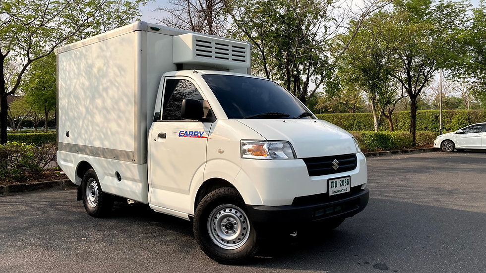 2012 SUZUKI CARRY PICKUP CARGO ตู้เย็น