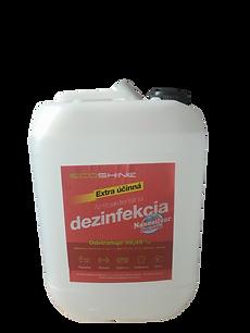 Nanosilver Desinfekt 5l kanister