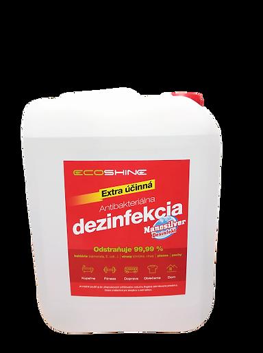 Nanosilver Desinfekt 5L bandaska