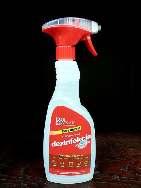 Dezinfekcia na ruky 0.5 Lit.