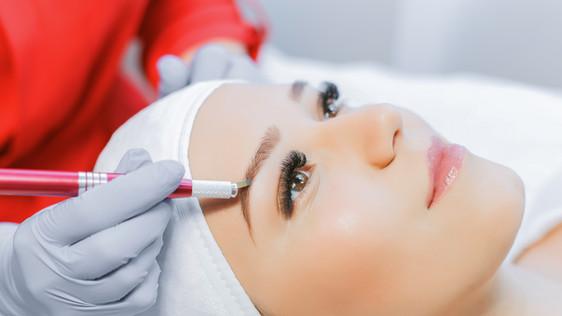 Micro blading /  ombré brows
